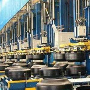 轮胎制造行业