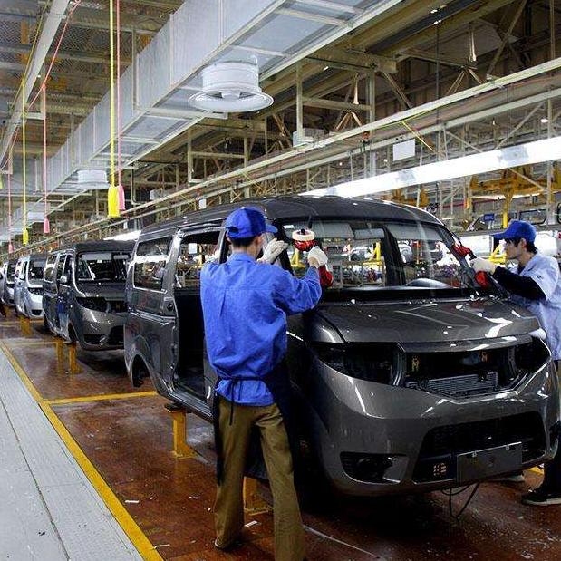 重庆某汽车生产厂改造二期