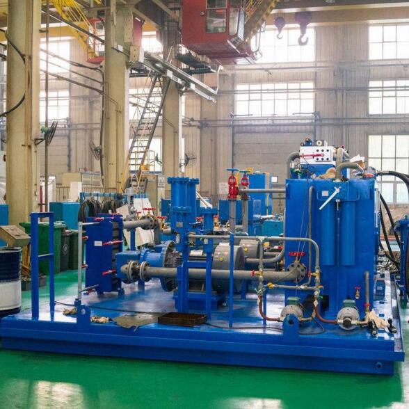 某数控机械制造有限公司新建项目
